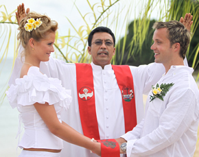 bali wedding christian agency