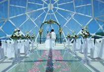 bali diamond chapel wedding