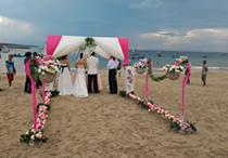 bali jimbaran beach wedding agency