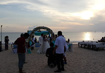bali kedonganan beach wedding agency
