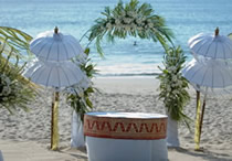 bali legian beach wedding agency