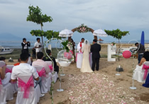 bali nusadua beach wedding agency