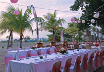 bali wharf restaurant wedding agency